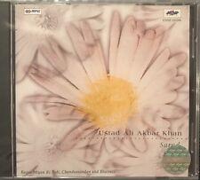 Ustad Ali Akbar Khan (Sarod) - Indian Classical CD (RPG). CD. NEW. STILL SEALED