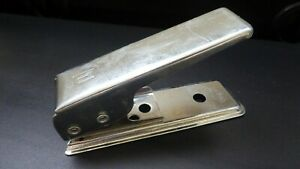 MicroSIM Cutter (Converts Standard SIM to Micro SIM) - Very Good Condition