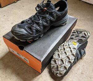 Merrell Choprock Closed Toe Sandals/Shandals. Mens UK8, Black