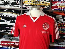 WIDAD CASABLANCA WAC home 2008 shirt - #37 - Morocco - Adidas - Jersey (M)