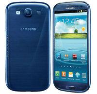 Samsung Galaxy S3 III Mini GT I8190T 8GB Unlocked White Blue Black Smartphone UK
