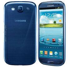 Samsung Galaxy S3 Mini GT I8190T 8 GB Desbloqueado III Blanco Azul Negro-Reino Unido