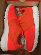 Nike 511881 663 Nike Rosherun Sz 9 Red Running Shoes