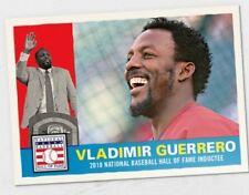 Vladimir Guerrero 2018 THROWBACK THURSDAY SET #25 '60 BASEBALL HOF INDUCTEE TBT