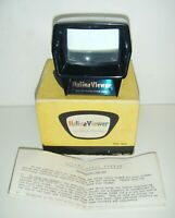 Vintage 1960's Halina Slide Viewer ~ Boxed and with Instructions ~ No.531