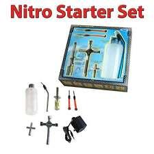 Nitro-Starter Set für RC Fahrzeug von Jamara, Carson und HSP-Himoto Modelle, Neu