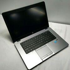 New listing Hp EliteBook 850 G1 i7-4600U 16Gb Ram No Hd No Os