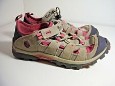 TIMBERLAND  Pink Shoes Sandals Womens Size 6 M us. NICE.