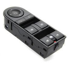 2 X pulsanti alzacristalli Opel Astra 2004//2011 Zafira 2005//2011 lato guida