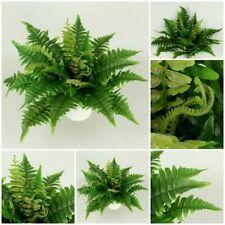 Flores secas y artificiales decorativas arbustos de plástico para el hogar