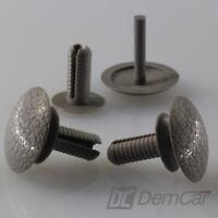 25x Aménagement Intérieur Clips de Fixation pour Mercedes-Benz 7,5X19X26mm