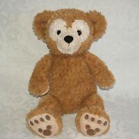 """Tokoyo Disney Sea 17"""" Duffy Bear Teddy Plush Hidden Mickey Mouse Faces"""