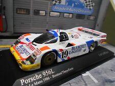 Porsche 956l 956 Lang popa le mans 1986 #19 Boutsen Blanchet Minichamps 1:43