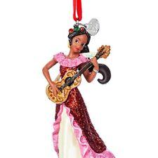 BNWT Disney Store Singing Elena de avalor Arbre de Noël décoration 2017