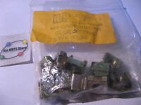 #10-32 Cage Nut Steel Zinc Plated - NOS Qty 8