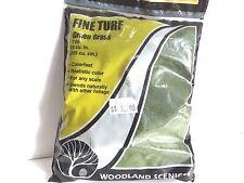 Woodland Scenics Landscaping - Fine Turf Green Grass T45