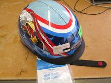 Cyber Intl Shield Eagle Beanie Half Helmet Size XXL 63-64cm U72 U-72 640875