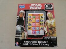 ME Story Reader Star Wars Saga Disney Books Audio Listen Brand New in box