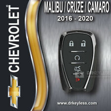 OEM Brand New FITS Chevrolet Camaro Malibu XL8 16 - 20 Smart Key HYQ4EA 13508769