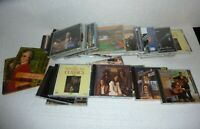 Lot of 30 Assorted Music CDs Some Sealed Country Classical Rock Others