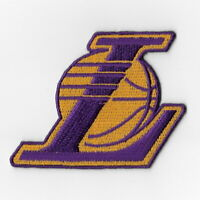 Los Angeles Lakers II iron on patch embroidered patches applique