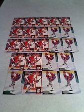 *****Kevin Kaminski*****  Lot of 23 cards.....3 DIFFERENT / Hockey