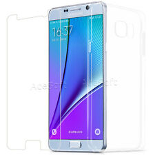 Lot of Ultra Slim Silicone Case Screen Protector for Net10 Samsung Galaxy Note 5