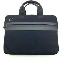 $640 Michael Kors Men'S Navy Blue Nylon Briefcase Messenger Travel Carryall Bag