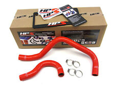 HPS Silicon Silicone Radiator Hose Kit for Acura 1990-1993 Integra RED 91 92