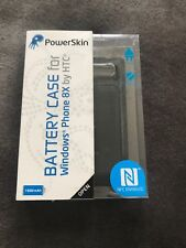 Power Skin Battery Case For Windows Phone 8x By HTC