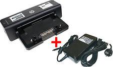 HP Dockingstation HSTNN-I11X 4 x USB 3.0 + HP 230 W Netzteil für Elitebook 8770w