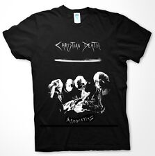 ATROCITIES CHRISTIAN DEATH TSHIRT