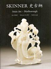 Skinner Asian Art Auction Catalog February 2012