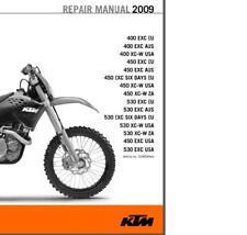 manuale officina ktm 450 530 2009