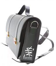 "Messenger Bag ""Tornister"" LYN by Lederstore Black Edition Leder Handarbeit Dtl"