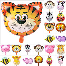 ANIMAL BALLOON COW LION ZEBRA PIG GIRAFFE MONKEY HORSE BEE SNAIL BIRD TREX