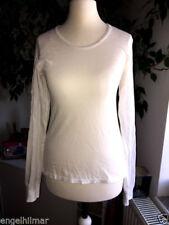 Taillenlange H&M Langarm Damenblusen, - tops & -shirts