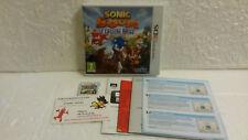 Jeu Vidéo Nintendo 3DS/2DS Sonic Boom Le Cristal Brisé SEGA Dimps Sanzaru Games