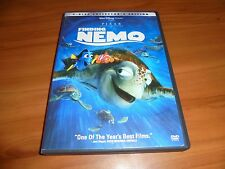 Finding Nemo (Dvd, 2003, 2-Disc Widescreen/Full Frame)