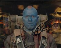 Michael Rooker Signed 10X8 Photo GUARDIANS OF THE GALAXY AFTAL COA (7368)