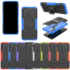 For Samsung A11 A21S A31 A71 5G M31 Case Hybrid Rubber Armor Rugged Stand Cover