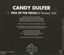 Candy Dulfer: Pick Up The Pieces PROMO MUSIC AUDIO CD LP 1trk Average White Band