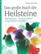 Günther: Das große Buch der Heilsteine Handbuch/Ratgeber/Esoterik/Steine/Buch