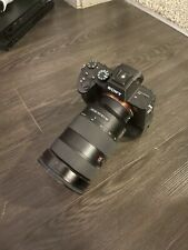 New listing Sony Alpha A7iii With 24-70mm G Master Lens Film-maker Bundle