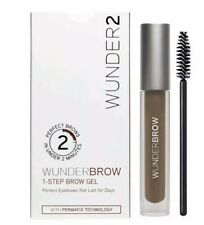 WUNDERBROW Blonde Eye Brow Gel Perfect Eyebrows 2 Mins Wonderbrow BRAND NEW