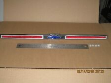 1966 Chevrolet Impala Bel Air Biscayne Caprice SS Rear Trunk Emblem Brand New