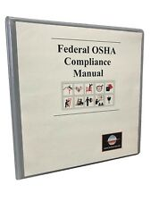 Federal OSHA Compliance Manual for the Automotive Industry (2018)