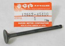 1 NOS Genuine Suzuki GS750E GS750L GS750T Exhaust Valve Part OEM 12912-45410 NEW