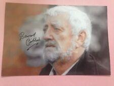 Bernard Cribbins - Dr Who Signed Printed Photo 6x4