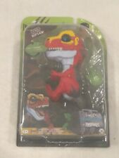 Untamed T-Rex by Fingerlings - Ripsaw - Interactive Collectible Dinosaur
